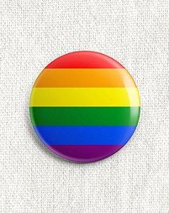 Boton Bandeira LGBTQ