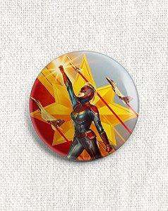 Boton Capitã Marvel