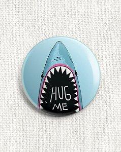 Boton Hug Me