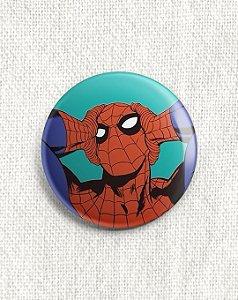 Boton Homem-Aranha