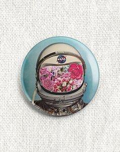 Boton Astronauta