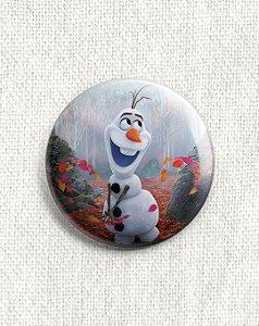 Boton Olaf - Frozen