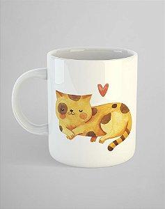Caneca Pets - Gatinho