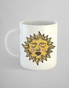Caneca Sol