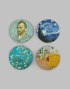Porta Copos Van Gogh