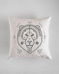 Capa de Almofada Zodíaco - Leão