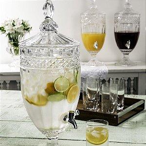 Suqueira Cristal 4 lt