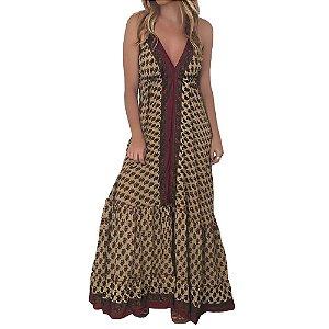 Vestido Indiano Mumbai