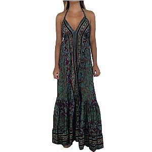 Vestido Indiano Angrez