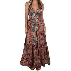 Vestido Indiano Dil