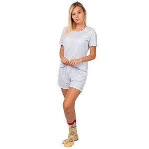 Conjunto Pijama Short Dolll Básico Verão