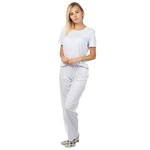 Pijama Feminino Misto Básico