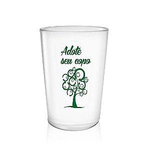 Copo Eco Green Cups Personalizado 200ml Policarbonato
