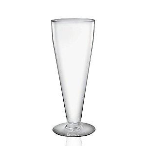 Taça Tulipa Cerveja 280ml - Acrílico Texturizado