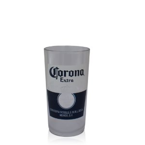 Copo Big Drink 500ml Corona - Poliestireno Acrilico PS
