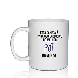 Caneca Personalizada 300ml Criativo Dia dos Pais Presente Lembrancinha -  Caneca uso exclusivo