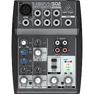 Mesa De Som Analógica XENYX-502 - Behringer