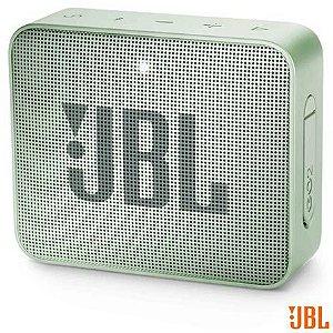Caixa de Som Portátil Go 2MINT com Bluetooth e à Prova d´Água