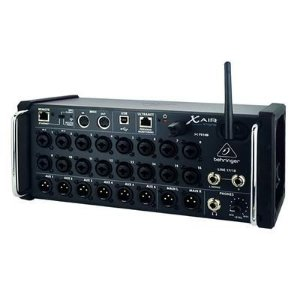 Mesa De Som Digital 18 IN E 18 Out Via USB X Air XR-18 - Behringer