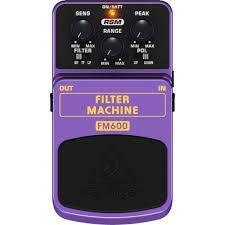 PEDAL BEHRINGER FM600