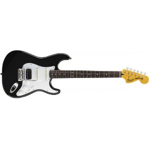 GUITARRA FENDER 037 1215 - SQUIER VINTAGE MODIFIED STRATOCASTER HSS LR - 506 - BLACK