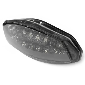 Lanterna LED Piscas Integrados Suzuki GSR 750