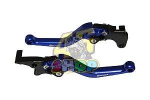 Manete Esportivo Solidez Cb250f Cb 250f Twister 250