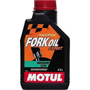 Óleo Bengala Suspensão Motul Fork Oil Expert Medium 10W 500m
