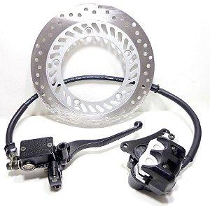 Sistema Freio Dianteiro Cbx250 Twister Cb300 Cb 300 Cbx 250