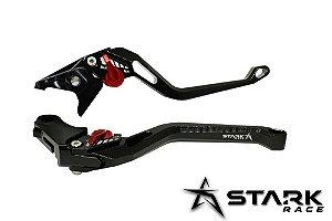 Manete Esportivo Longo Stark Race Cb 300 R Cb300r