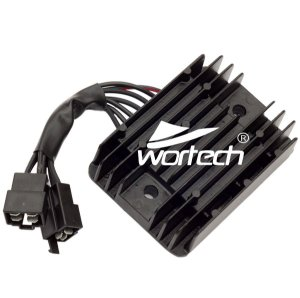 Retificador Regulador Dl 1000 V-strom 02 A 12 Wortech