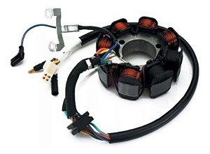 Estator Magneto Cbx 200 Strada Nx 200 Xr 200 Nx150 Cbx 150