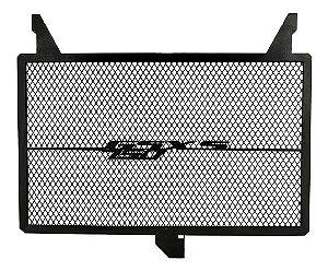 Tela Proteção Protetor Radiador Aço Carbono Gsxs 750 Gsxs750