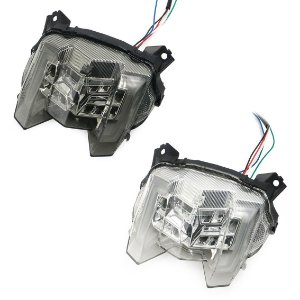 Lanterna LED Setas Integradas Yamaha MT09 MT-09 2019 2020