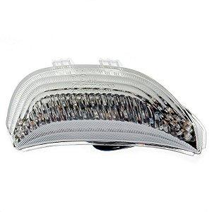 Lanterna Led Piscas Integrados Cristal Cbr 600rr Cbr 1000rr