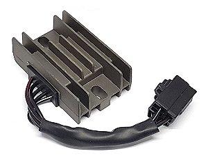 Regulador Retificador De Voltagem 125 Yes Intruder 125