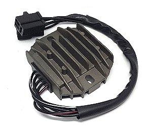 Regulador Retificador De Voltagem Gs 500 Gs500 2001 Ate 2008