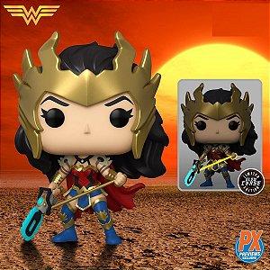 Funko POP DC Comics - Wonder Woman Chase