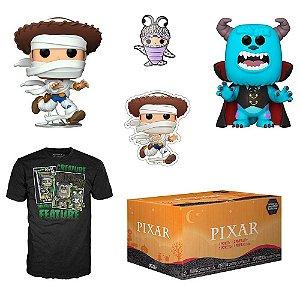 Funko Pop Disney - Box Pixar Halloween