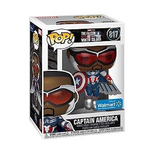 Funko POP Marvel - Capitão América (Falcão)