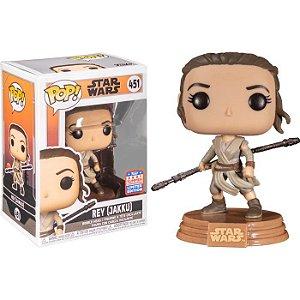 Funko POP Star Wars - Rey (Jakku)