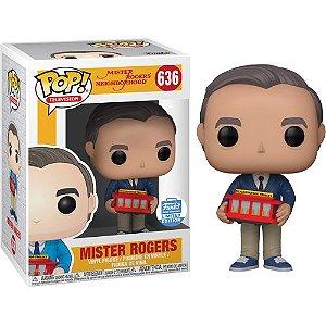 Funko POP Mister Rogers in Blue Sweater
