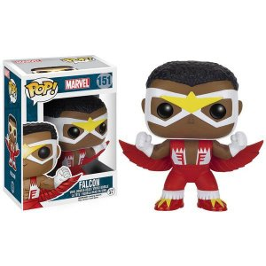 Funko POP Marvel - Classic Falcon