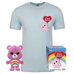 Funko POP Ursinhos Carinhosos - POP e Camiseta