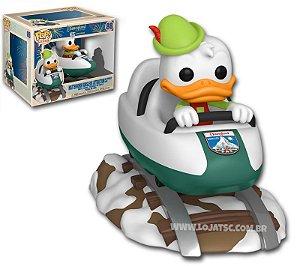 Funko POP Disney - Donald with Matterhorn