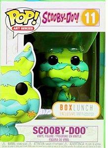Funko POP Scooby Doo - Art Series Scooby Doo