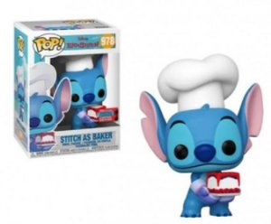 Funko POP Disney - Stitch as Baker
