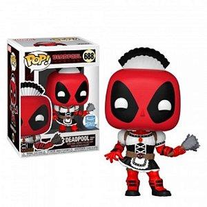 Funko POP Marvel - Deadpool