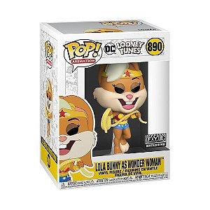 Funko POP Looney Tunes - Lola Bunny as Wonder Woman