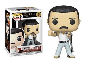 Funko POP Queen - Freddie Mercury Radio Gaga 1985
